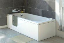 badewannen mit t r dusche. Black Bedroom Furniture Sets. Home Design Ideas
