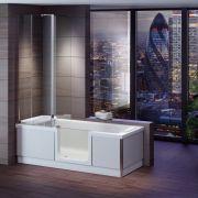 Hochwertige Badewannen mit Tür für mehr Komfort