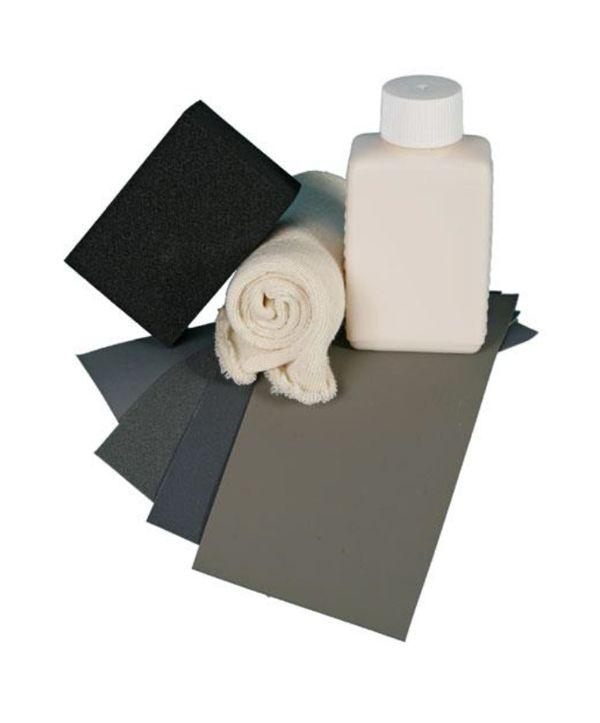 reparaturset polierset f r acryl zum beseitigen von. Black Bedroom Furniture Sets. Home Design Ideas