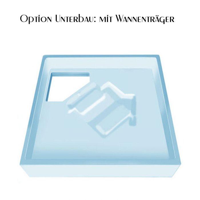 Relativ Duschwanne ideal für den ebenen bodenbündigen Einbau II02