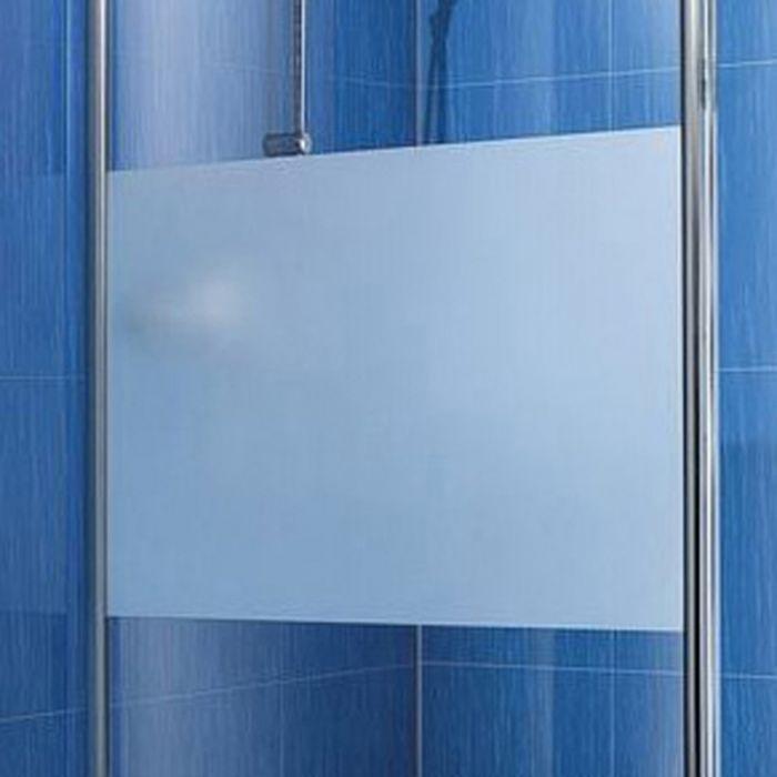 glasdekor teilsatinierung intimstreifen f r glas 2 teilige duschelemente. Black Bedroom Furniture Sets. Home Design Ideas